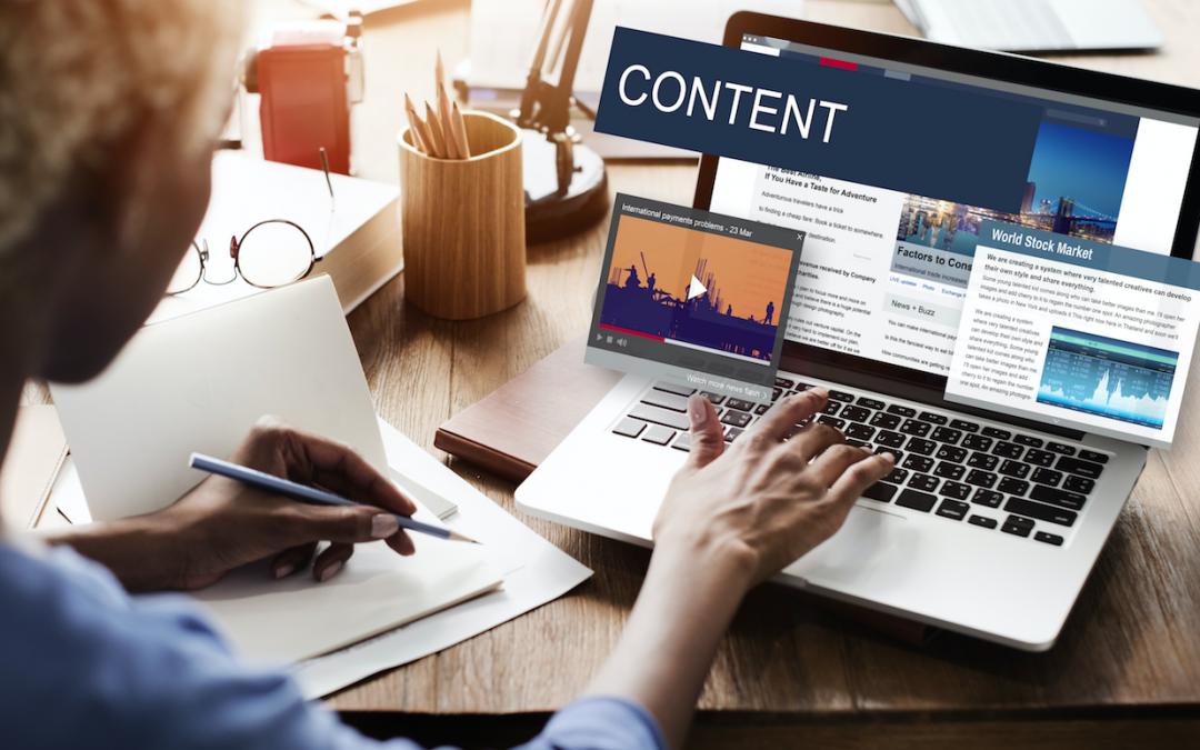 5 formatos de contenido para captar clientes